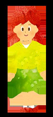 【無料素材】ママ、女性のイラスト