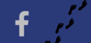 フェイスブックで足跡がわかってしまう機能とは