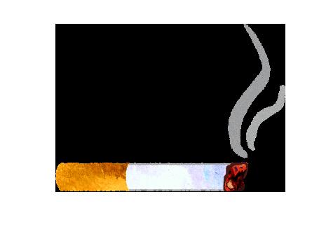 【フリー素材】たばこのイラスト cigarette illustration