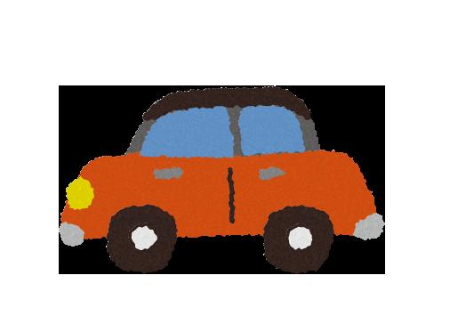 フリー素材;車のおもちゃのイラスト