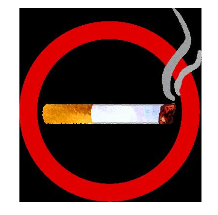 喫煙可のイラスト【フリー素材】