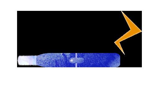 電子たばこ(IQOS)のイラスト【無料素材】