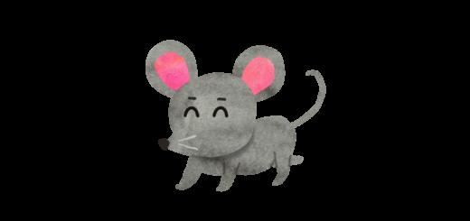 ちゅーちゅーネズミのイラスト