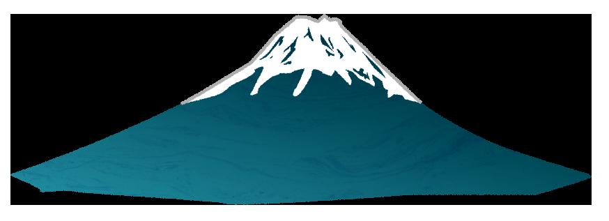 【無料素材】富士山のイラスト