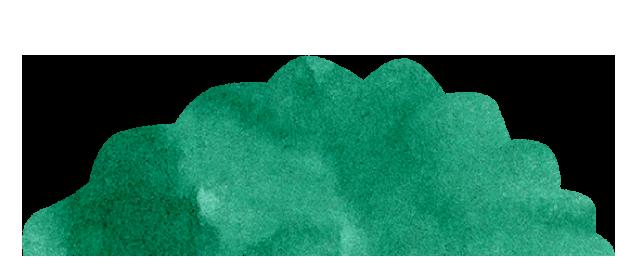 【無料素材】ブッシュ(茂み)のイラスト