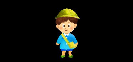 幼稚園児のイラスト