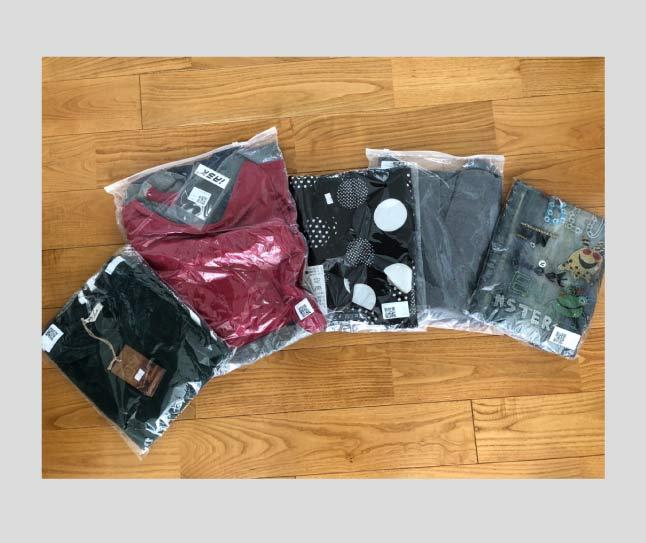 中国通販アパレルサイトの服