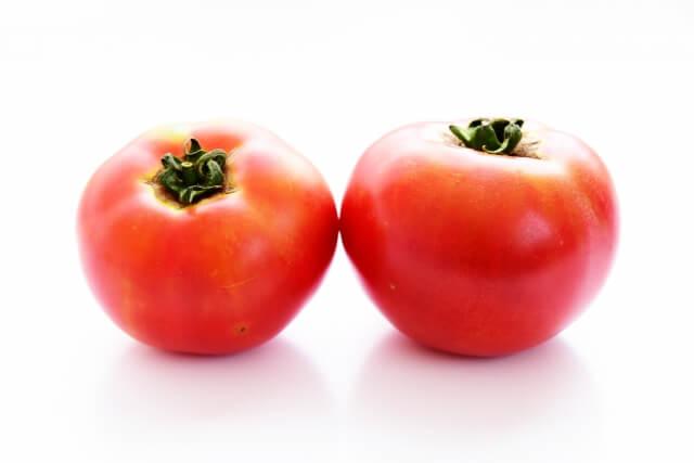 花粉症でトマトは要注意の写真