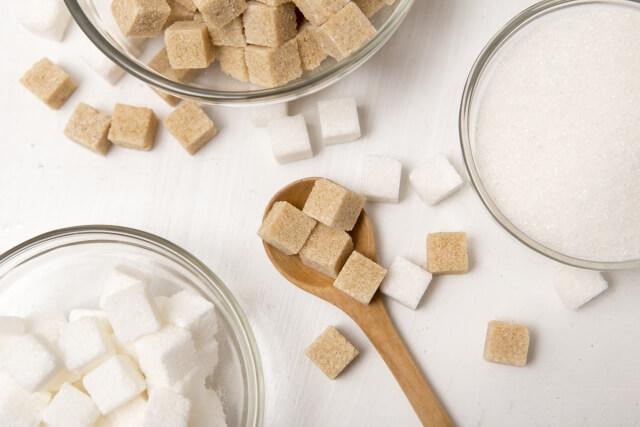 砂糖類は危険の写真