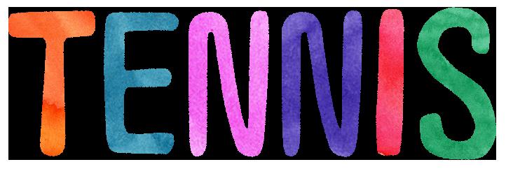 TENISSの無料ロゴ