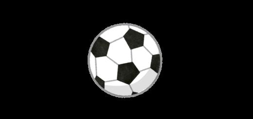 白黒サッカーボール